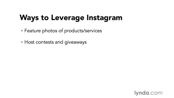 Business opportunities in Instagram: Instagram for Business