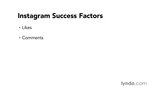 Measuring success based on previous posts: Instagram for Business