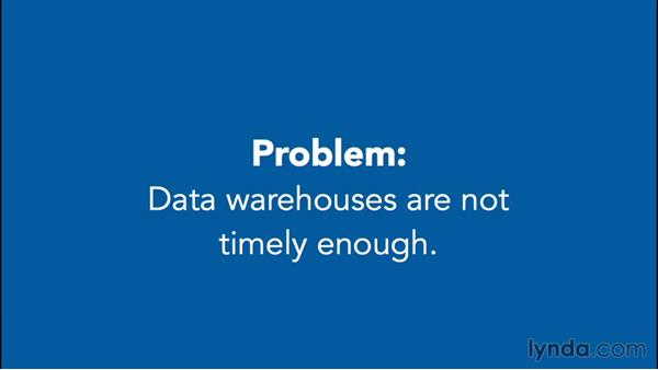 Looking at real-time data warehousing: Transitioning from Data Warehousing to Big Data