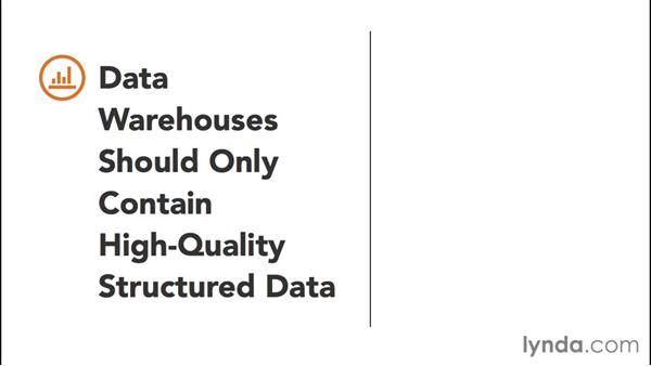 Countering the anti-big-data argument: Transitioning from Data Warehousing to Big Data