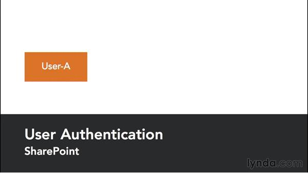 Authentication: SharePoint 2013 Security for Users