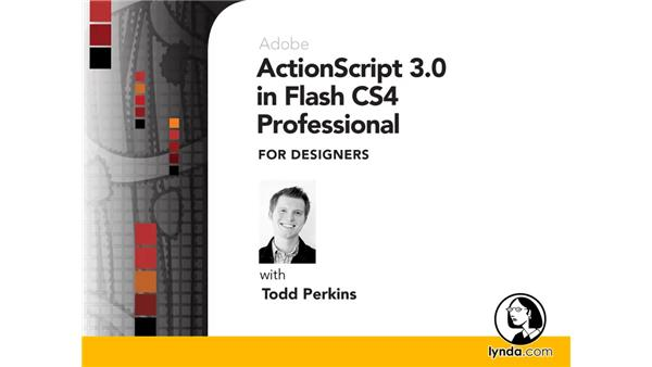 Goodbye: ActionScript 3.0 in Flash CS4 Professional for Designers