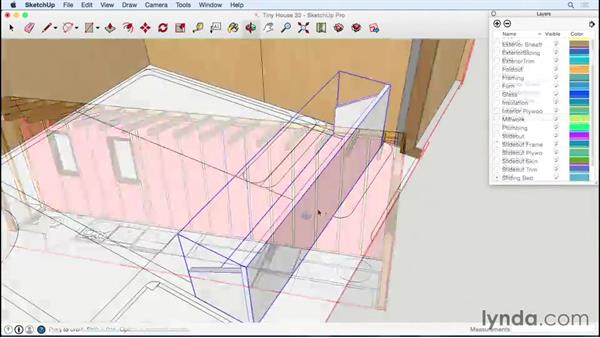 Welcome: Designing a Tiny House with SketchUp