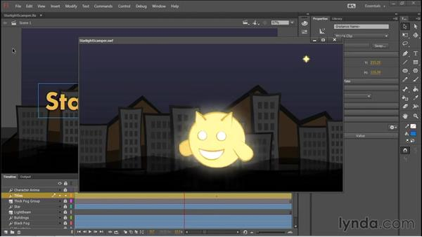 Welcome: HTML5 Canvas and WebGL in Flash Professional CC