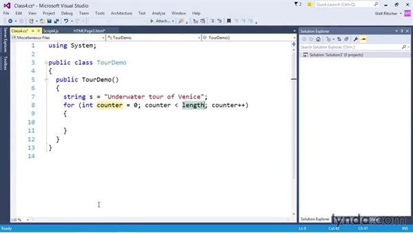 Welcome: Visual Studio 2015 Essentials 01: Exploring the Visual Studio Ecosystem