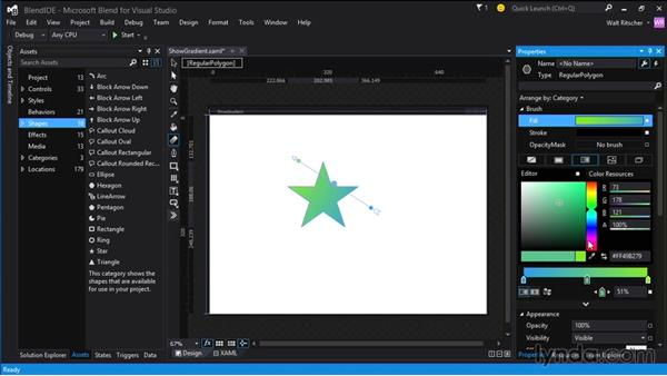 Using Blend: Visual Studio 2015 Essentials 01: Exploring the Visual Studio Ecosystem