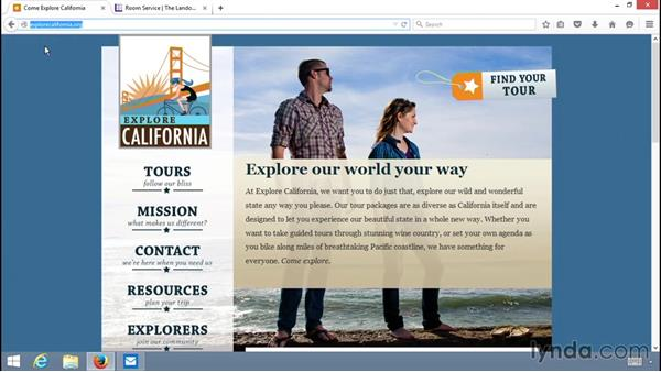 Sharing links: Up and Running with the Firefox Browser