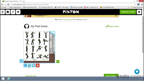 Encouraging the Use of Creativity in Learning Using Pixton Comics: Teacher Tech Tips