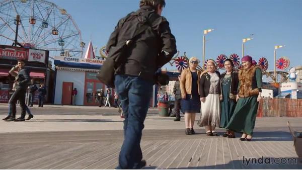Exploring the boardwalk at Coney Island: Shooting a Photo Essay: Coney Island