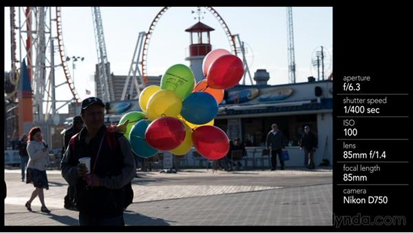 Shooting action shots on the boardwalk at Coney Island: Shooting a Photo Essay: Coney Island