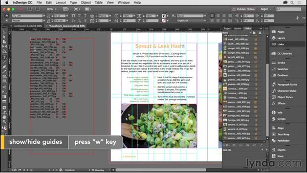 An overview of the image workflow: Designing an Illustrated Book