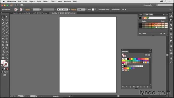Creating the infographic: Designing an Illustrated Book