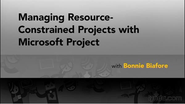 Next steps: Managing Resource-Constrained Projects with Microsoft Project
