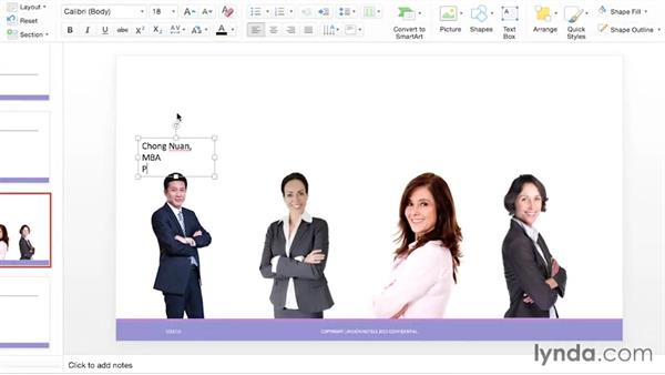 Welcome: Office 365 for Mac: PowerPoint Essential Training