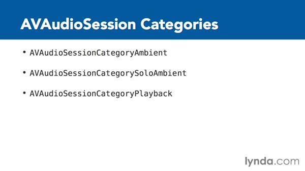 Introducing AVAudioSession: Creating Audio Apps for iOS