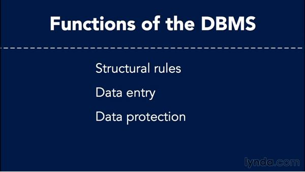 What are databases?: Database Fundamentals: Core Concepts