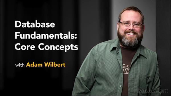 Next steps: Database Fundamentals: Core Concepts