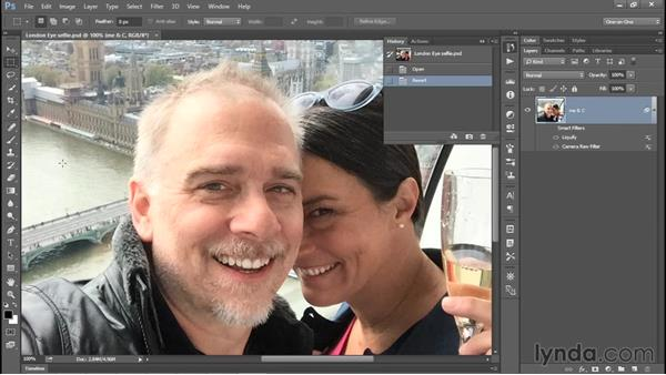 Four essential things to know about saving: Photoshop CC 2015 One-on-One: Fundamentals