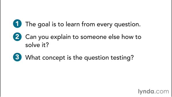 Reviewing questions to raise your performance: PSAT Test Prep