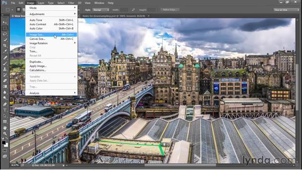 Digital imaging fundamentals: Photoshop CC 2015 One-on-One: Fundamentals