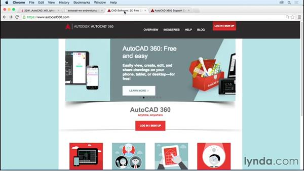 AutoCAD 360: Up and Running with AutoCAD 360