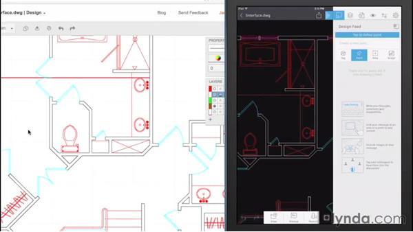 Design feed: Up and Running with AutoCAD 360