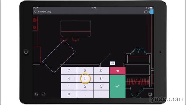 Editing tools: Up and Running with AutoCAD 360
