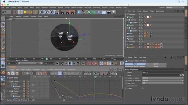 Day 1 solution: Timing and spacing: 5-Day Mograph Challenge: Animation Fundamentals