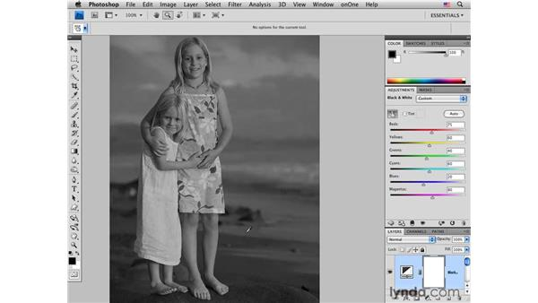 Using the Nik Color Efex plug-in: Photoshop CS4 for Photographers: Creative Effects
