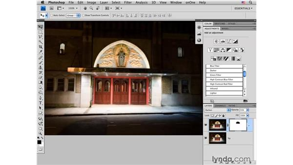 Simulating diffused printing with soft focus: Photoshop CS4 for Photographers: Creative Effects