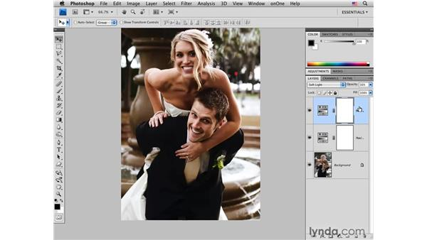 Applying creative color and diffusion: Photoshop CS4 for Photographers: Creative Effects