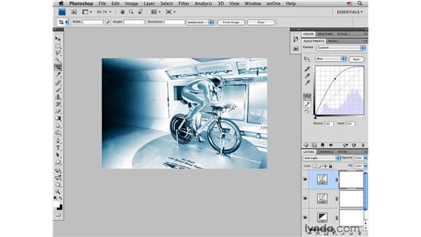 Introducing solarization: Photoshop CS4 for Photographers: Creative Effects