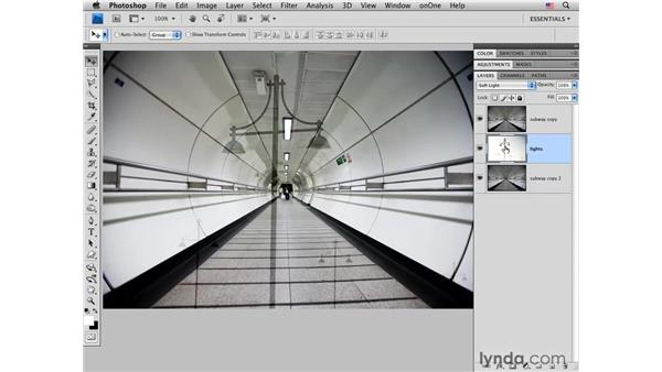 Wisdom pt. 1: Layer blending: Photoshop CS4 for Photographers: Creative Effects
