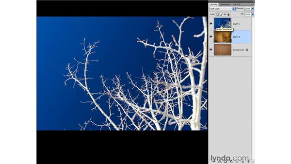 Memories: Applying shortcut keys for layer blending: Photoshop CS4 for Photographers: Creative Effects
