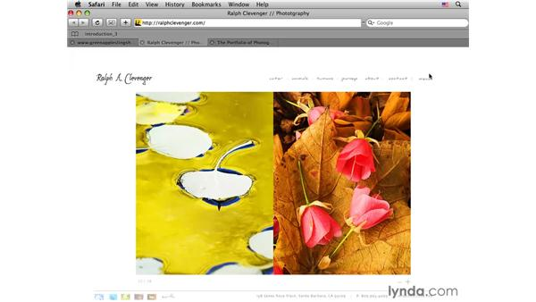 Combining vertical images into a horizontal layout: Photoshop CS4 for Photographers: Creative Effects