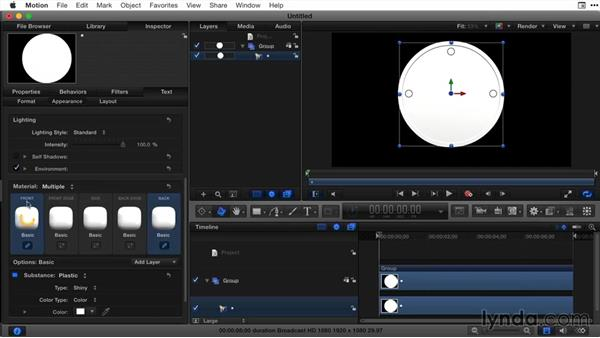 Creating a movie trailer title in Motion, part 1: Final Cut Pro X Guru: Titles and Effects
