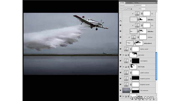 Inspiration pt. 2: Airplane: Photoshop CS4 for Photographers: Creative Effects