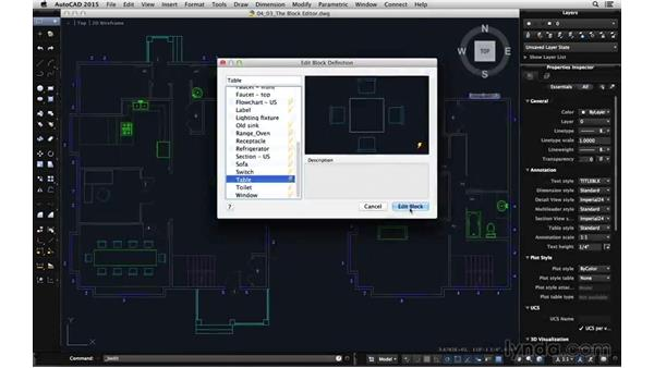 Welcome: Using Dynamic Blocks in AutoCAD for Mac