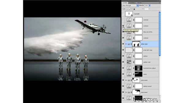 Inspiration pt. 3: People and finishing touches: Photoshop CS4 for Photographers: Creative Effects