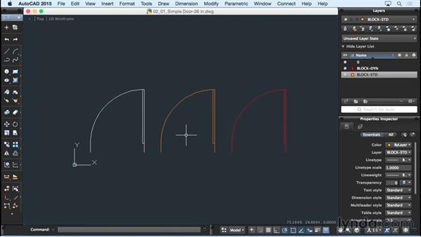 What is an AutoCAD block?: Using Dynamic Blocks in AutoCAD for Mac