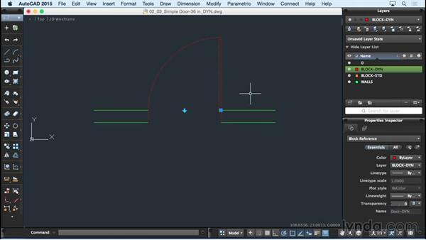 Dynamic blocks: Using Dynamic Blocks in AutoCAD for Mac