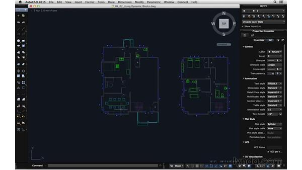 Using dynamic blocks: Using Dynamic Blocks in AutoCAD for Mac