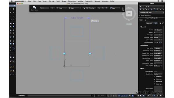 The Block Editor: Using Dynamic Blocks in AutoCAD for Mac