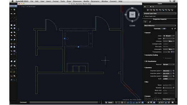 Next steps: Using Dynamic Blocks in AutoCAD for Mac