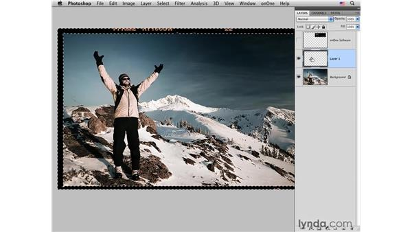 Using the PhotoFrame plug-in : Photoshop CS4 for Photographers: Creative Effects