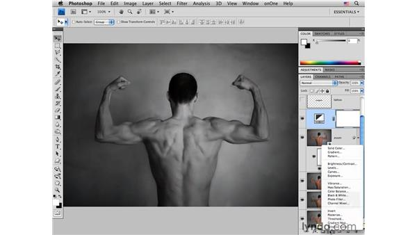 Adding zoom and modifying color: Photoshop CS4 for Photographers: Creative Effects