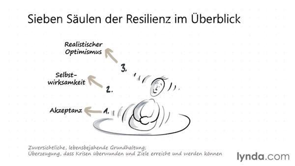 Einführung in die sieben Säulen der Resilienz