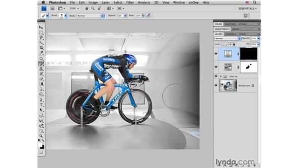 Making subtle color and tone enhancements: Photoshop CS4 for Photographers: Creative Effects