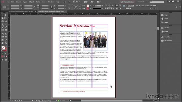 Considerations for your InDesign layout: Creating Accessible PDFs with Acrobat DC