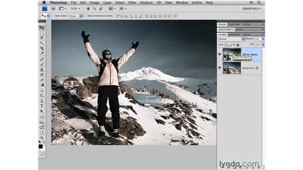 Getting creative with plug-ins: Photoshop CS4 for Photographers: Creative Effects
